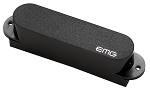 EMG S Single Coil Active Ceramic Strat Pickup, Black