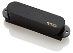 EMG SA Alnico V Single Coil Active Strat Pickup, Black