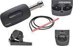 Fishman Matrix Infinity VT Mic Blend Guitar Pickup/Preamp, Volume/Tone/Blend, Narrow