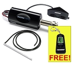 Fishman Matrix Infinity Guitar Pickup w/Preamp, Wide + FREE FT3 TUNER
