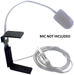 K&K Sound Adjustable Guitar Clamp for Meridian External Microphone System
