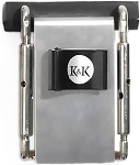 K&K Sound Side-Mount Mandolin Clamp for Meridian External Microphone System