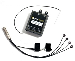 K&K Sound PowerMix Pure Classic XT Dual Pickup System for Nylon String Guitar