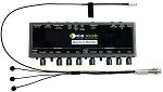 K&K Sound Quantum Trinity Mini Pickup System w/Pure Mini and Microphone