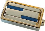 Lace 20127 Alumitone DEATHBUCKER Guitar Pickup, Split Coil, Gold w/Trim Ring