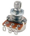 Mighty Mite MM700 Control Potentiometer 250K Audio (Volume/Tone) Short Shaft Mini-Pot