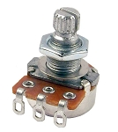 Mighty Mite MM701 Control Potentiometer 250K Linear (Tone) Short Shaft Mini-Pot