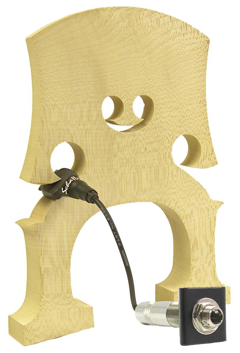 schatten rb 1 player upright double bass bridge sensor pickup w string jack new 753182385938 ebay. Black Bedroom Furniture Sets. Home Design Ideas