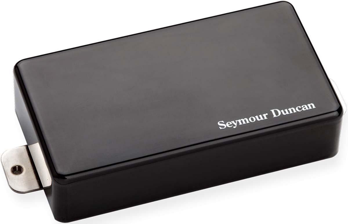 Seymour Duncan AHB-1b Blackouts Active Humbucker Bridge Pickup w//Preamp Black