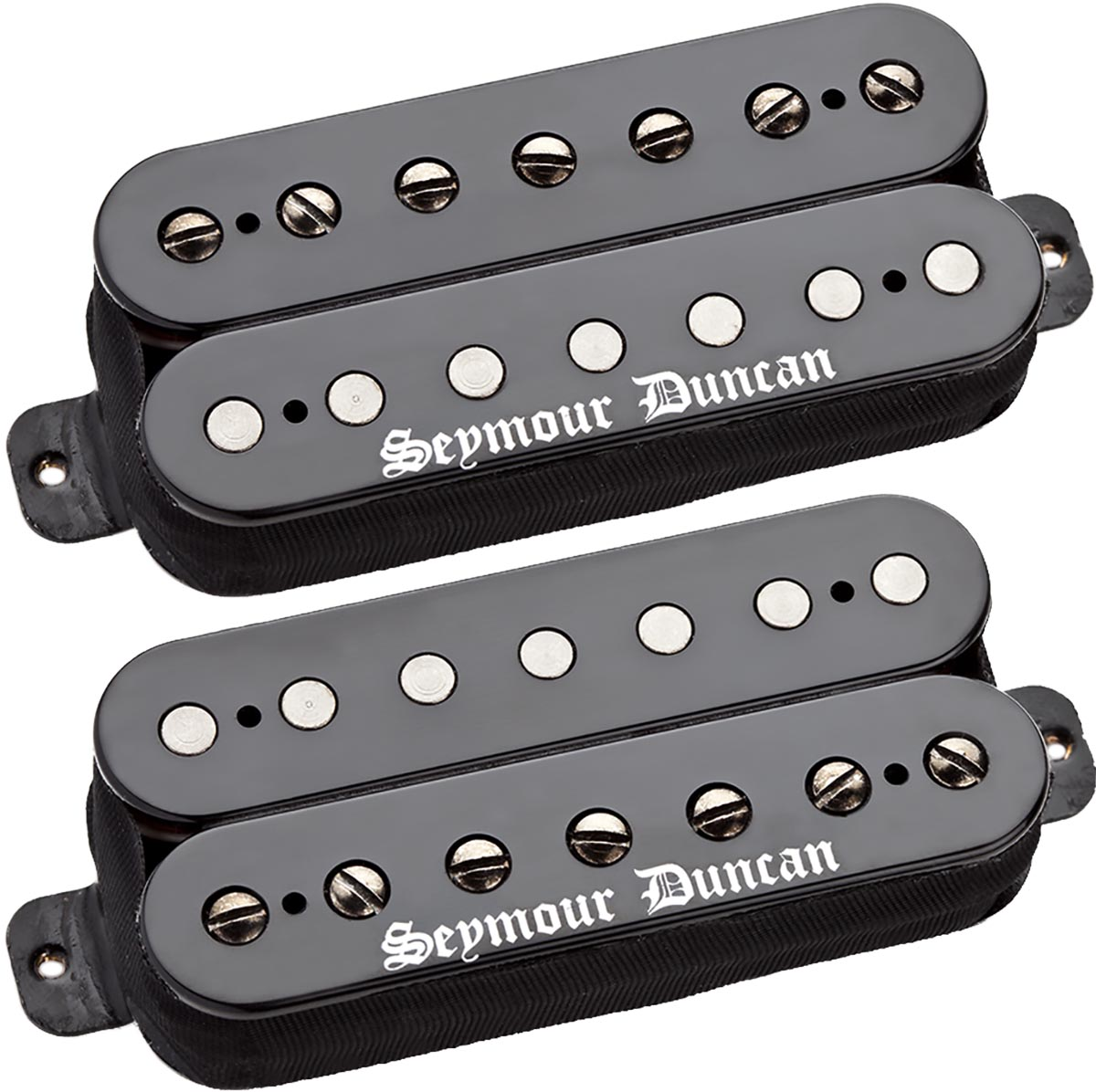 Seymour Duncan Sentient 7 String Neck Humbucker Black Guitar Pickup STRING SET