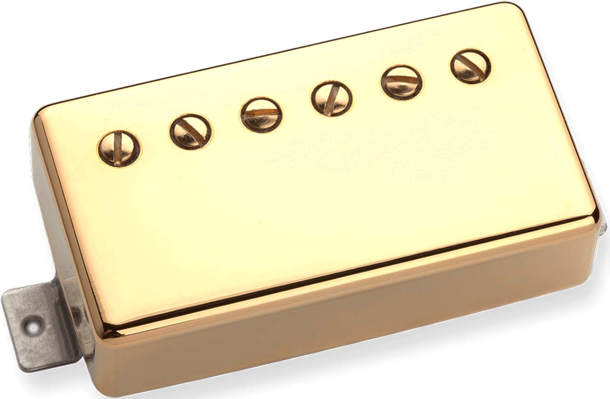 SEYMOUR DUNCAN DAVE MUSTAINE SET GOLD