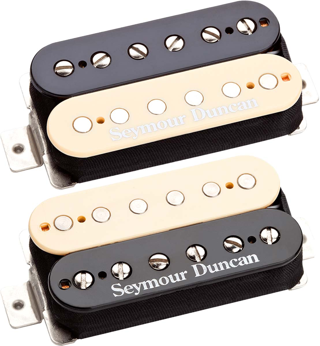 Seymour Duncan Hot Rodded Humbucker Set, SH-2n Neck and SH-4 JB Bridge on