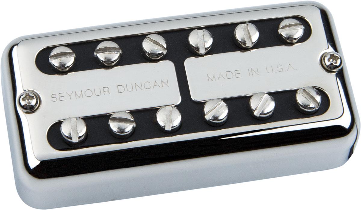 seymour duncan psyclone hot filter 39 tron alnico 5 bridge pickup nickel. Black Bedroom Furniture Sets. Home Design Ideas