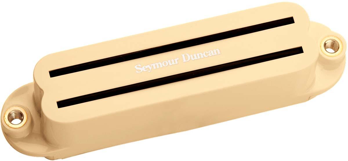 Seymour Duncan SHR-1 Hot Rails for Strat neck /& middle cream