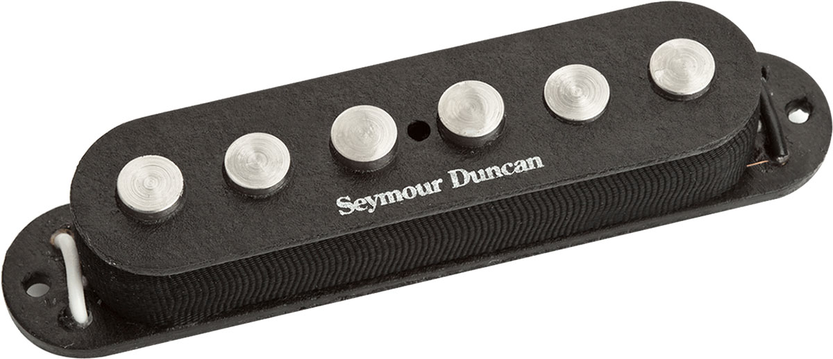 Pick Up Seymour Duncan SSL7RWRP Staggered Strat 1//4lb WH