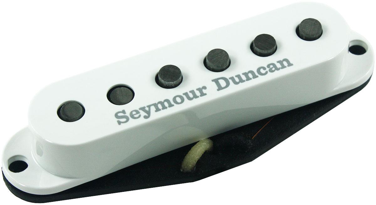 seymour duncan ssl 1l vintage left hand staggered single coil strat pickup white. Black Bedroom Furniture Sets. Home Design Ideas