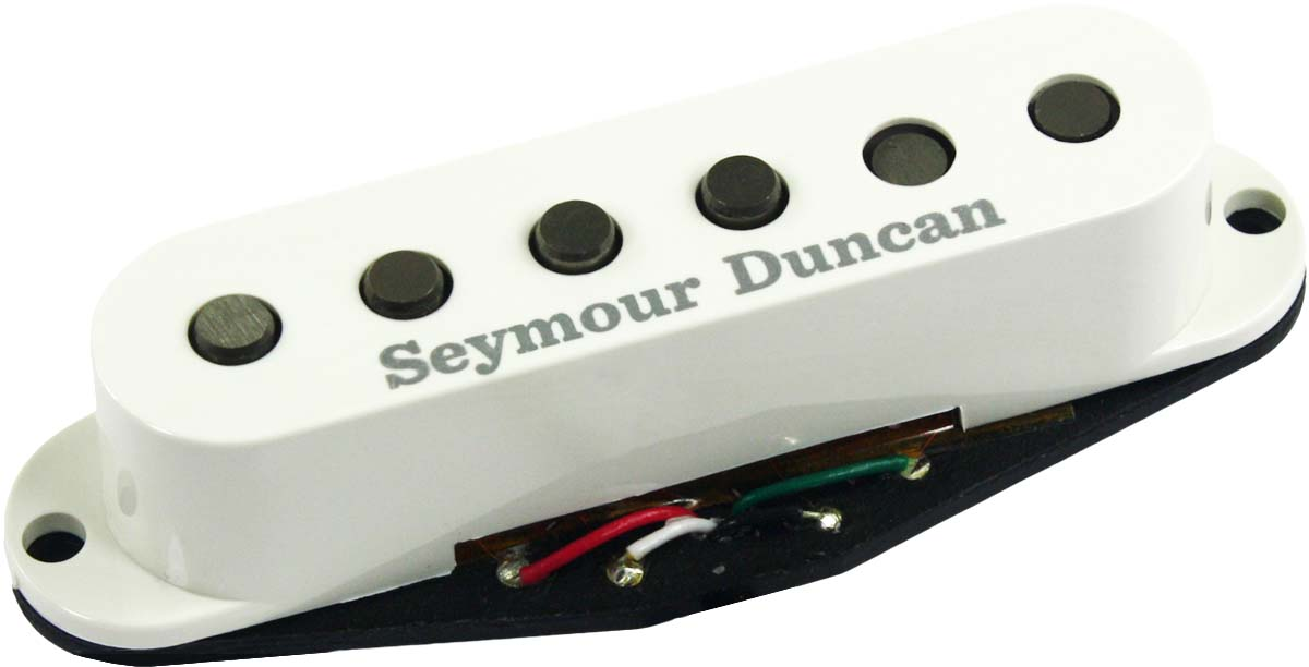 Details about Seymour Duncan STK-S1n Classic Stack Strat Neck/Middle  Pickup, White, NEW!