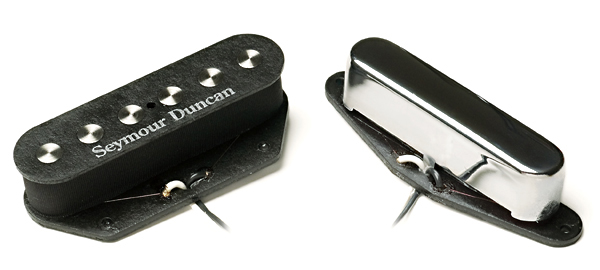 Seymour Duncan STL-1//STR-3 Quarter Pound Neck Pickup for Tele