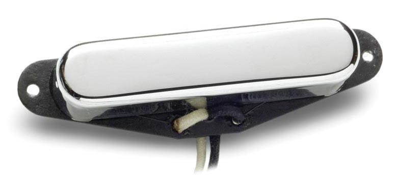 seymour duncan str 2 hot telecaster single coil tele rhythm neck pickup chrome 800315002672 ebay. Black Bedroom Furniture Sets. Home Design Ideas
