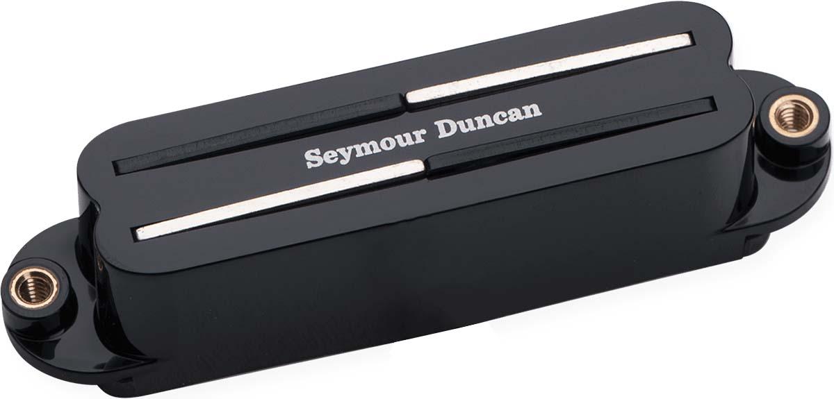 seymour duncan svr 1b vintage rails humbucker strat bridge pickup black 800315003105 ebay. Black Bedroom Furniture Sets. Home Design Ideas