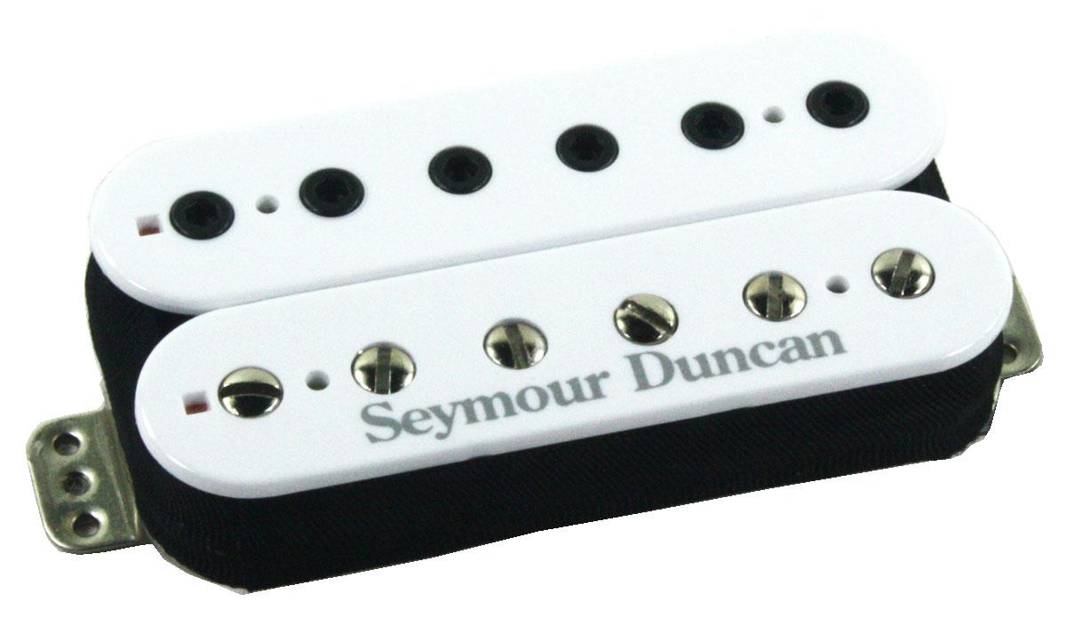 seymour duncan tb 12 screamin 39 demon trembucker pickup white. Black Bedroom Furniture Sets. Home Design Ideas