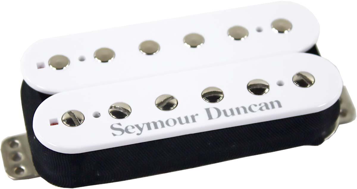 seymour duncan tb 11 custom custom trembucker f spaced bridge pickup white ebay. Black Bedroom Furniture Sets. Home Design Ideas