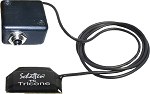 Schatten TC-STD Passive Tricone Resonator Guitar Pickup w/External 1/4