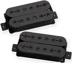 Seymour Duncan Mark Holcomb Alpha & Omega Humbucker Neck/Bridge Pickup Set, Black