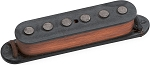 Seymour Duncan Antiquity Hand-Aged Fender Jaguar Guitar Bridge Pickup, Black