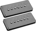 Seymour Duncan Antiquity Fender Jazzmaster Vintage Neck/Bridge Pickup Set, Black