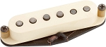 Seymour Duncan Antiquity Texas Hot RWRP Strat Middle Pickup White