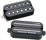 Seymour Duncan Dimebag Humbucker Pickup Set, SH-13 Bridge + SH-1n Neck, Black