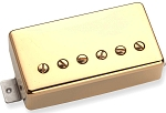 Seymour Duncan SH-14 Custom 5 Humbucker Pickup, Gold Cover