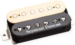Seymour Duncan SH-2b Jazz Model Alnico 5 Bridge Pickup, 4 Cond, Reverse Zebra