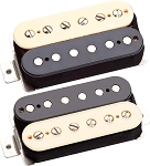 Seymour Duncan APH-1 Alnico II Pro Bridge and Neck Pickup Set, Zebra