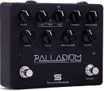 Seymour Duncan Palladium Gain Stage Guitar Effects Pedal w/EQ, 3 Gain Stages, Boost, Black
