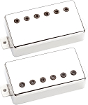 Seymour Duncan SH-10 Full Shred Neck/Bridge Pickup Set: SH-10b + SH-10n, Nickel