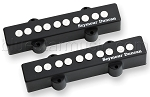 Seymour Duncan SJ5-3s Quarter-Pound 5-String J-Bass Bridge/Neck Pickup Set