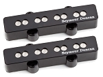 Seymour Duncan SJB-3s Quarter-Pound J-Bass Bridge/Neck Pickup Set