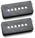 Seymour Duncan SJM-3s Quarter Pound Jazzmaster Single Coil Neck/Bridge Pickup Set