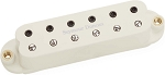 Seymour Duncan SLSD-1n Li'l Screamin' Demon Humbucker Strat Neck/Middle Pickup, Parchment
