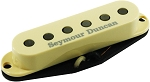 Seymour Duncan APS-2 Alnico 2 Pro Flat Strat Middle Pickup, RWRP, Cream