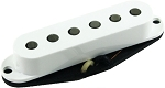 Seymour Duncan APS-2 Alnico 2 Pro Flat Strat Neck/Bridge Pickup, White, No Logo