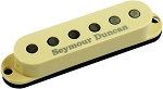 Seymour Duncan SSL-6 Custom Flat Alnico 5 Strat Pickup, Cream Cover