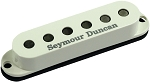 Seymour Duncan SSL-6 Custom Flat Strat Pickup, Parchment Cover