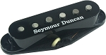 Seymour Duncan SSL-1L Vintage Left-Hand Staggered Single Coil Strat Pickup, Black