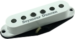Seymour Duncan SSL-1L Vintage Left-Hand Staggered Single Coil Strat Pickup, Parchment