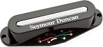 Seymour Duncan STK-S2n Hot Stack Plus Strat Neck/Middle Pickup, Black