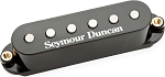 Seymour Duncan STK-S4m Classic Stack Plus Strat RWRP Middle Pickup, Black