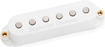 Seymour Duncan STK-S4m Classic Stack Plus Strat RWRP Middle Pickup, White